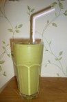 Orange Breakfast Green Smoothie