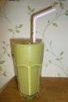 Orange Breakfast Green Smoothie