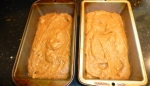 Pumpkin Bread Batter